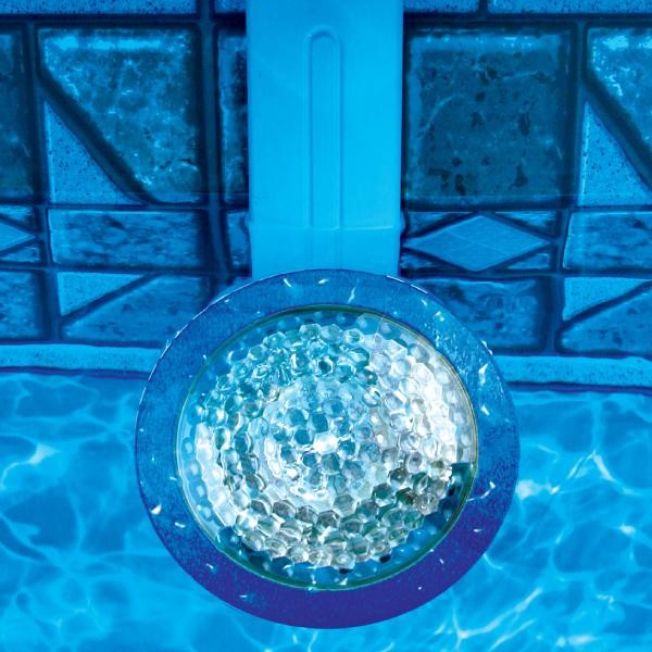 Above ground pools - Above ground swimming pool lights ...